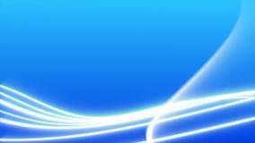 Blue Line Background. Illustrated Blue Line Background 3d render Royalty Free Stock Image