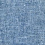 Blue linen Royalty Free Stock Photo