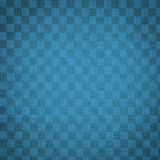 Blue linen fabrics Stock Photos