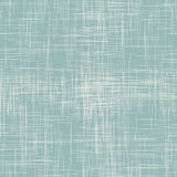 Blue linen seamless texture Royalty Free Stock Photography