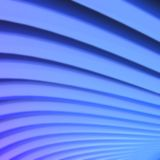 Blue lines. Illustration of different blue lines Royalty Free Stock Photo