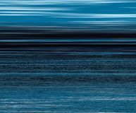 Blue Lines. Abstract blue lines in different shades Stock Photography
