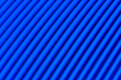 a background of blue lines Stock Photography