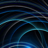 Blue Lines Stock Photo