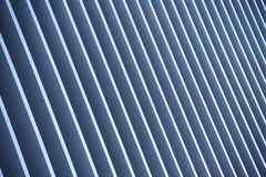 Blue lines Stock Photography