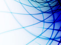 Blue lines background Royalty Free Stock Photo