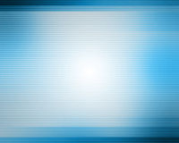 Blue lines background. Blue lines textured background with white glows Stock Photo