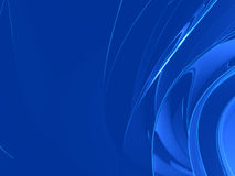 Blue lines background Royalty Free Stock Images