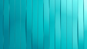 Blue lines background. 3D illustration Royalty Free Stock Image