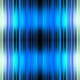 Blue Lines Effect Royalty Free Stock Photos