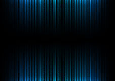 Blue lines Royalty Free Stock Photos
