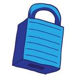 Blue lock Stock Photos