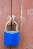 Blue lock Stock Photography