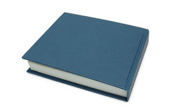 Blue Log Book Royalty Free Stock Image