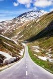 blue lotniczych chmura kraju otwartej panoramy Sycylii niebo drogowy Obraz Royalty Free