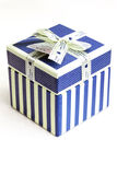 Blue Love Box Stock Image