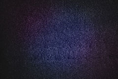 Blue magenta abstract texture with black tone glitter background. Colorful blue magenta abstract texture with black tone glitter background stock photography