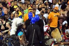 Blue Man Group Stock Photos