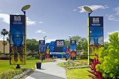 Blue Man Group Florida Stock Photography