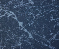 Blue marble. Background Stock Photos