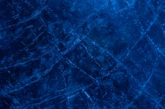 Blue marble natural pattern for background, abstract royalty free stock photography