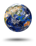 Blue marble planet earth Royalty Free Stock Photography