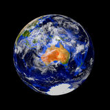 Blue marble planet earth Royalty Free Stock Photos