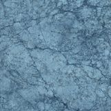 Blue Marble background Stock Photography