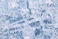 Blue marble texture Royalty Free Stock Photography