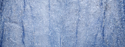 Blue marbled natural stone Royalty Free Stock Image