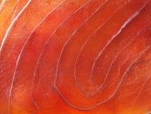 Blue marlin fillet taken closeup.Food background. Royalty Free Stock Image