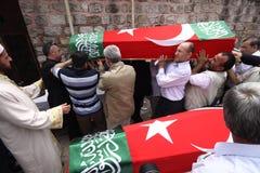 Blue Marmara Martyrs Royalty Free Stock Photo