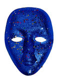 Blue mask Royalty Free Stock Images