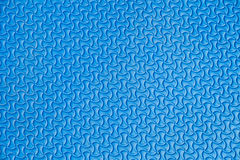 Blue mat texture on background Stock Images