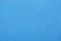 Blue material, a background Stock Photography