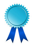 Blue Medal Royalty Free Stock Photos