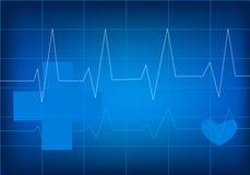 Blue medic Stock Photography