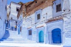 Blue medina Royalty Free Stock Photos