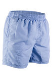 Blue men shorts for swimming Stock Photo