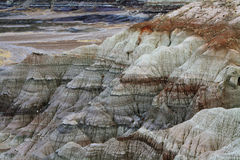 Blue Mesa, Petrified Forest National Park, Stock Photography