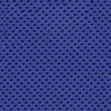 Blue mesh fabric, synthetics, polyester, seamless texture Royalty Free Stock Photography