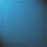 Blue metal abstract background Stock Photos