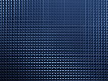Blue metal background Royalty Free Stock Photography
