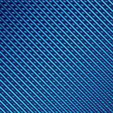 Blue metal background Stock Images