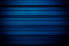 Blue metal background Royalty Free Stock Photo