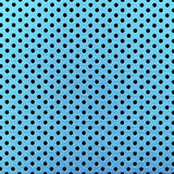 Blue metal grate background Royalty Free Stock Photos