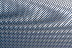 Blue metal grill Royalty Free Stock Photography