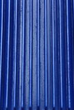 Blue metal industrial background Royalty Free Stock Photo
