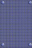 Blue metal mesh Royalty Free Stock Images