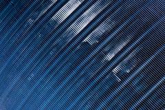 Blue Metal Mesh Royalty Free Stock Photo